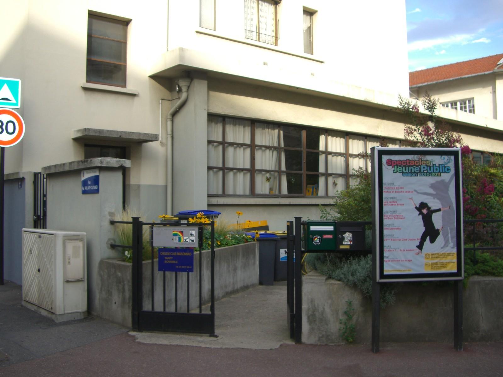 Bureaux De Vote Maisons Alfort : Le club